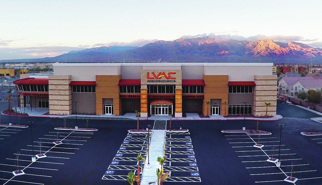 COURTESY In 2018 LVAC will open an eighth location in the new Union Hills development in Henderson.