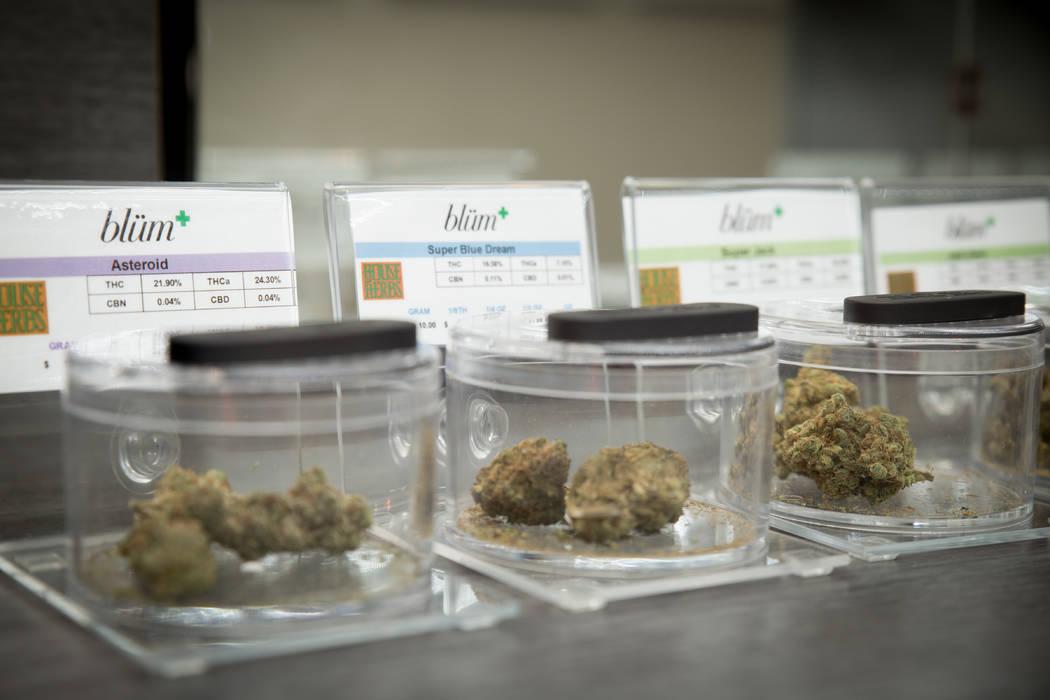 Future of marijuana a bit smoky