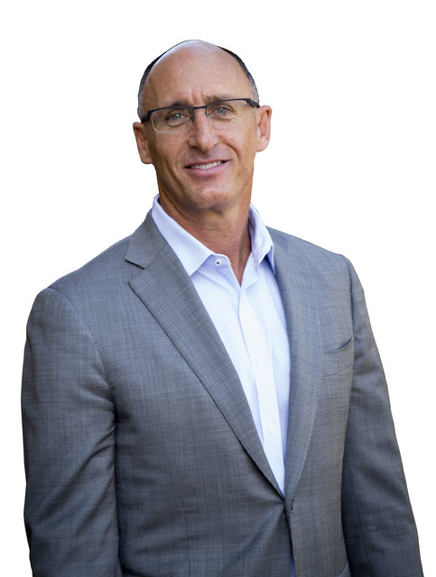 Mike Mixer, co-founder, Colliers International Las Vegas Office