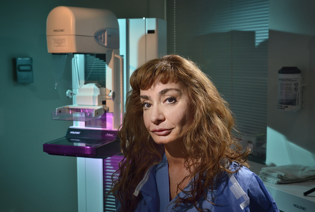 Dr. Souzan El-Eid, director of the Breast Care Center in Summerlin Hospital, feels a responsibility to improve conditions for her fellow physicians.  Bill Hughes/Las Vegas Business Press