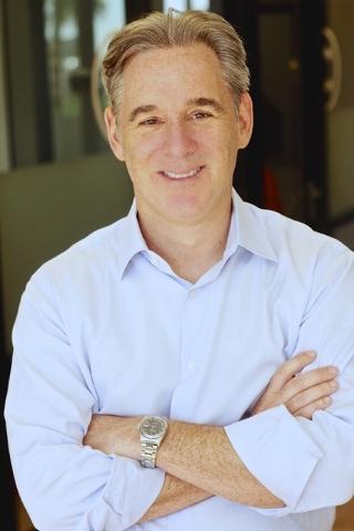 Brett Hauser  CEO of Greenlots. (Courtesy)
