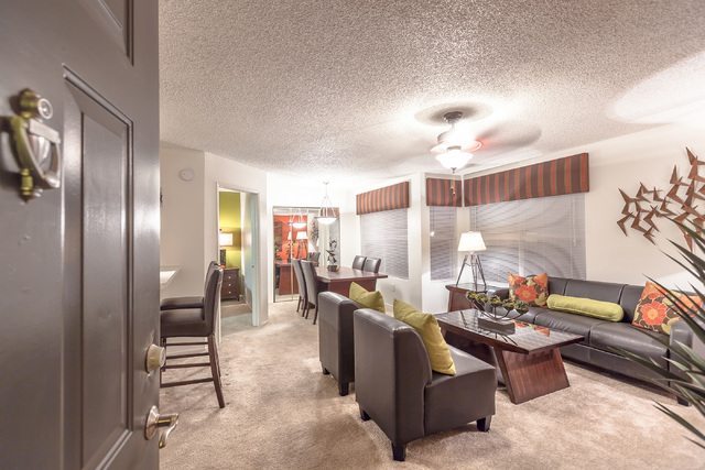 TruAmerica's first purchase in Las Vegas is the 324-unit Solis at Flamingo. (Courtesy photo)