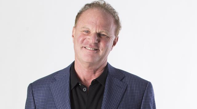 Larry Alterwitz, CEO of Walker Furniture, poses at the Las Vegas Review-Journal on Wednesday, Dec. 7, 2016, in Las Vegas. Erik Verduzco/Las Vegas Review-Journal Follow @Erik_Verduzco