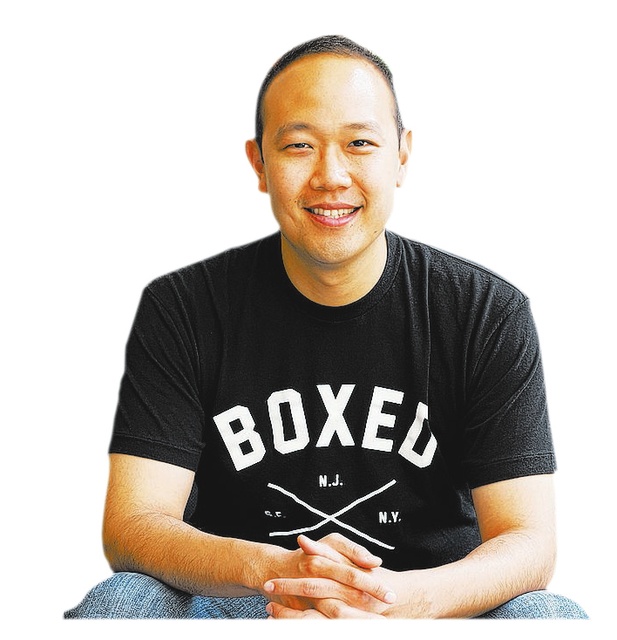 Chieh Huang, co-founder and CEO of Boxed Wholesale