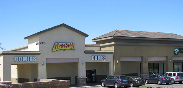 Courtesy Southpoint Apartment Inc. recently purchased 9,557 square feet of retail space in Lake Mead Gateway Plaza at 210 N. Boulder Hwy, Building F. (Courtesy)