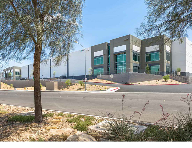 GPT Henderson Owner LLC recently purchased 232,856 square feet of industrial space at 855 Wigwam Parkway in Henderson for $25.3 million. (Courtesy)