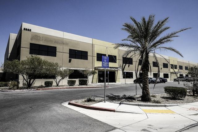 Teco Highway LLC purchased 3550 W. Teco Ave. for $3.9 million. (Ulf Buchholz/Las Vegas Business Press)