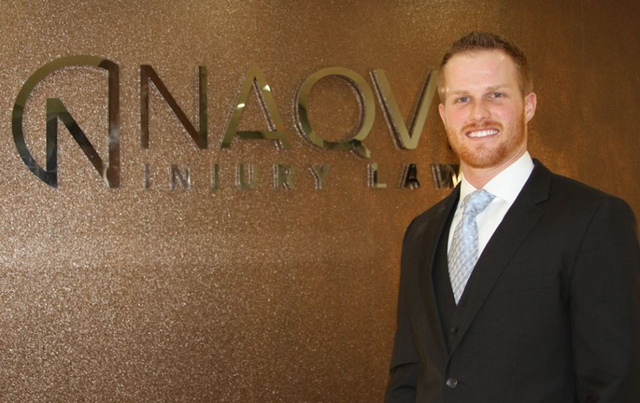 Naqvi Injury Law has named Paul Albright an associate attorney. Albright has worked with the firm as a law clerk since 2014. Albright practices in the area of personal injury, handling matters rel ...