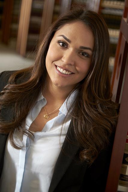 William S. Boyd School of Law student Beatriz Aguirre was recently awarded the Waldo De Castroverde Immigration Scholarship. (Courtesy)