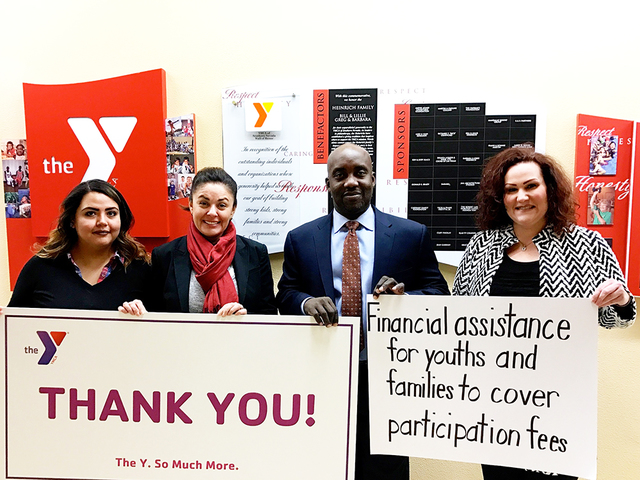 Bank of America has announced $208,000 in grants, to be distributed to 20 nonprofits working to increase access to necessities such as hunger relief and emergency shelter, including YMCA of Southe ...