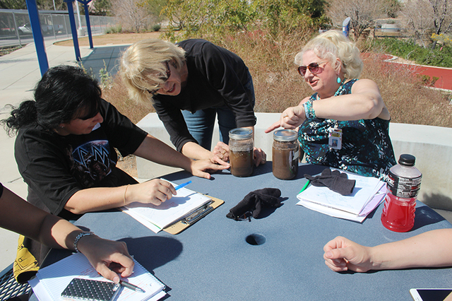 The Nevada Cooperative Extension Test and  Demonstration Gardens hosts classes for the public. (Courtesy)