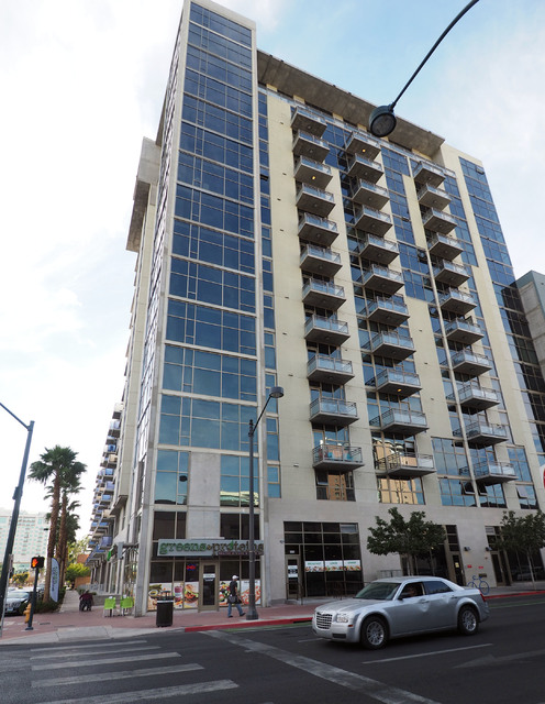 Juhl, a downtown Las Vegas high-rise was caught in the Great Recession and was converted into rentals for nearly a decade. Its owner, KRE Capital, plans to begin selling those rental units in 2017 ...