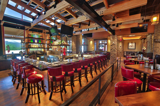 COURTESY The Lazy Dog Restaurant opened its first Las Vegas restaurant is in Summerlin.