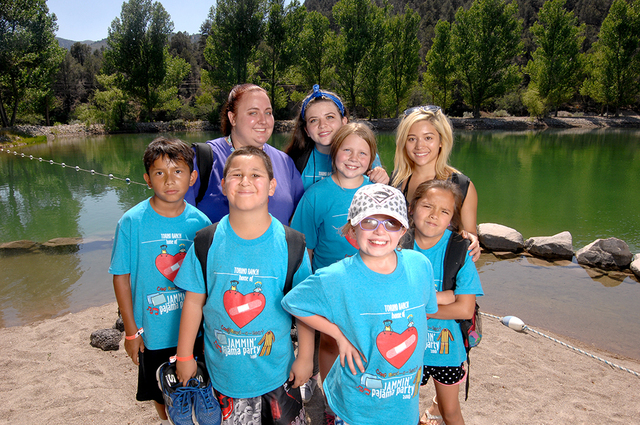 The Children's Heart Foundation hosts summer camps for local kids. (Courtesy)