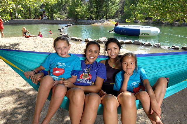 Camp MendaHeart is for children with heart conditions and Camp Heart and Sole helps children who are at high risk for heart conditions. (Courtesy)