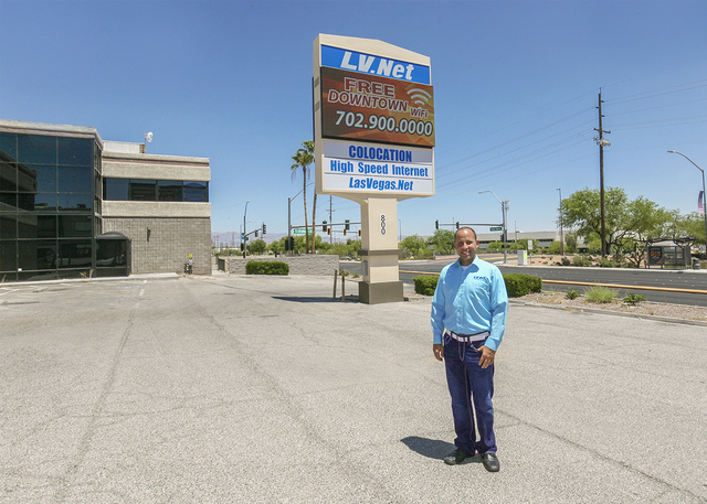 Marty Mizrahi owner of V.Net LLC.