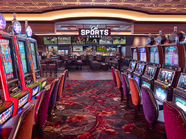 Boyd Gaming Corp. has completed its renovation work on the California in downtown Las Vegas in December. (Courtesy)