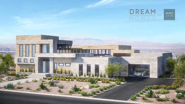 """The Property Brothers"" Drew and Jonathan Scott;s Dream Homes will create desert contemporary-style homes. (Courtesy)"
