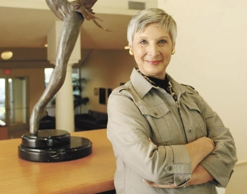 Cynthia Gregory Miller is among the new members of the board at HopeLink of Southern Nevada, the Henderson charity now in its 25th year.