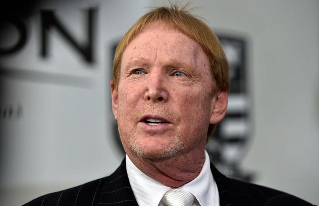 Mark Davis  Oakland Raiders owner