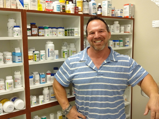 George Mairoano, owner of Precision Specialty Pharmacy, opened the compounding prescription pharmacy in 2010 to help meet the need for customized prescriptions of valley residents. (Craig A. Ruark ...