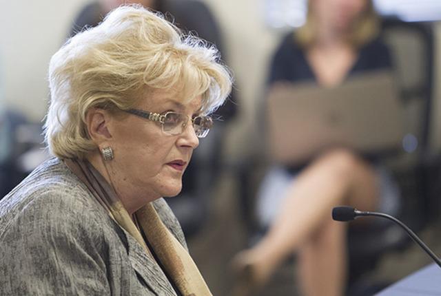 Carolyn Goodman Las Vegas Mayor