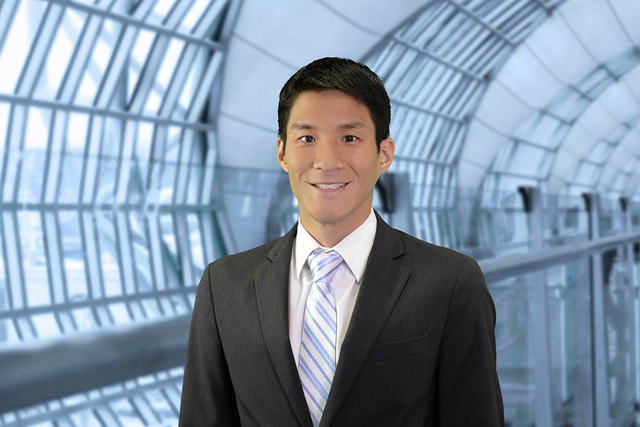 Lee Business School names outstanding graduates as Alumnus of the Year: Eric Chiang