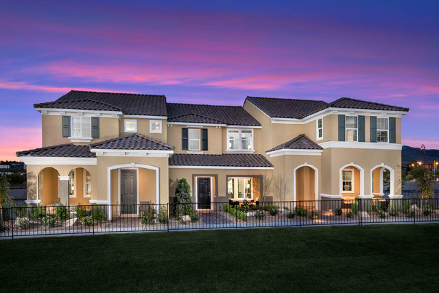 KB Homes Nevada town home project the Groves at Inspirada in Henderson. (Courtesy)