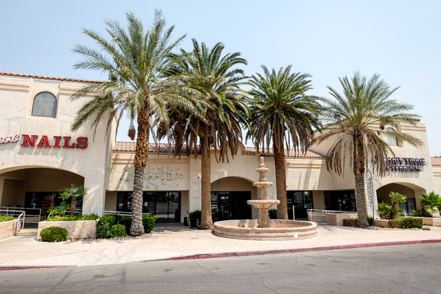 Ulf Buchholz/Las Vegas Business Press. Summerlin Ranch Plaza LLC purchased 32,032 square feet of retail space in Tucson Plaza at 9436 and 9484 W. Lake Mead Blvd. for $5.25 million.