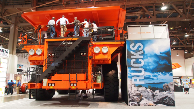 The National Mining Association's MINExpo International 2016 will be held Sept. 25-27 at the Las Vegas Convention Center. (Courtesy)