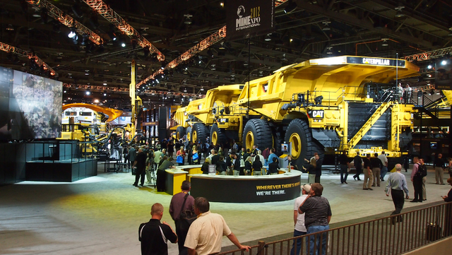 The National Mining Association's MINExpo International 2016 will show off new equipment. (Courtesy)