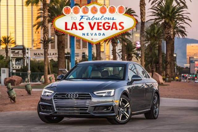 Audi will launch new technology in Las Vegas this month. (Courtsey)