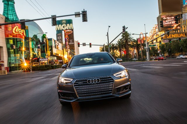 Audi and the Regional Transportation Commission of Southern Nevada recently announced that the technology has gone live in December with about 100 intersections, many around the Strip, showing up  ...
