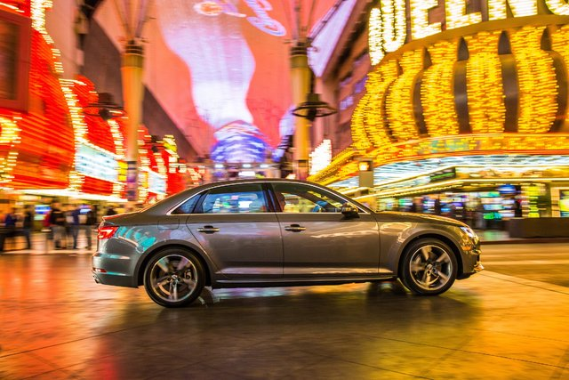 New Audi Technology First Step In Selfdriving Car Las Vegas - Audi las vegas