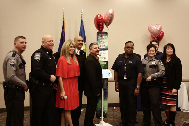 Nevada Donor Network and the Nevada Department of Public Safety have joined forces to encourage Nevadans to register as organ, eye and tissue donors. On National Donor Day, the Nevada Highway Patr ...