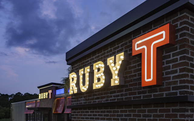 Ruby Tuesday to expand in Las Vegas
