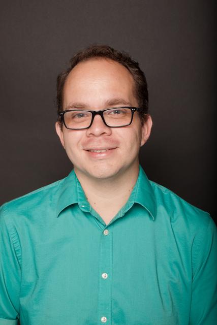 Rudy Zamora director of Chispa Nevada