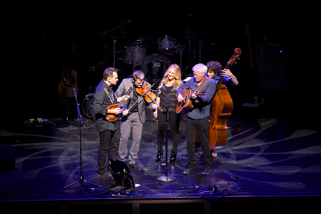Lee Ann Womack and band (Courtesy)