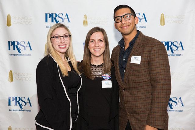 Trosper Communications received eight awards at the 20th annual Pinnacle Awards hosted by the Public Relations Society of America, Las Vegas Valley Chapter. The firm won eight awards in total, inc ...