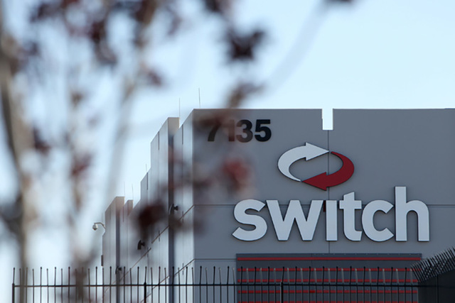 Switch, the Las Vegas-based company that operates data centers for some of the largest companies in the world, used the fifth annual Governor's Conference on Business held Sept. 30 at the Rio to ...