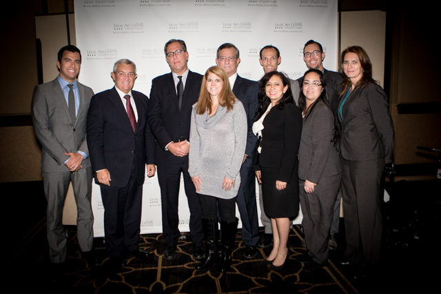 Local attorneys were honored at the 16th annual Pro Bono awards luncheon. Pro Bono Law Firm of the Year went to Wolf Rifkin Shapiro Schulman & Rabkin LLP. The recipient of this award is a firm ...
