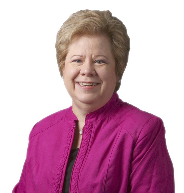 Debbie Donaldson, publisher of the Las Vegas Business Press at the Las Vegas Review-Journal studio Monday, Jan. 16, 2017. (K.M. Cannon/Las Vegas Review-Journal) @KMCannonPhoto