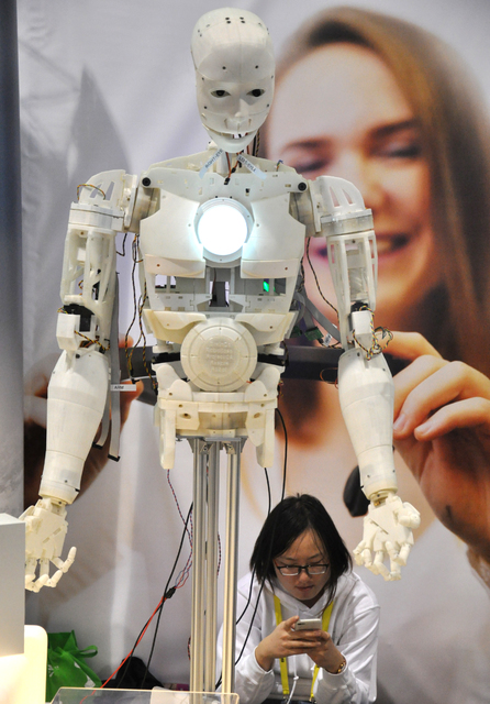 A robot can be controlled using neuro-feedback via a BMI (Brain Machine Interface) wearable. The exercise has been shown to improve attention spans and has been utilized in the treatment of childr ...
