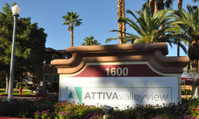 Atlanta-based Cortland Partners is the new management company for the senior living community Destinations Valley View, 1600 S. Valley View Blvd. The new name of the complex is Attiva Valley View. ...