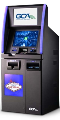 The Global Cash Access machine is a casino staple. (Courtesy photo)