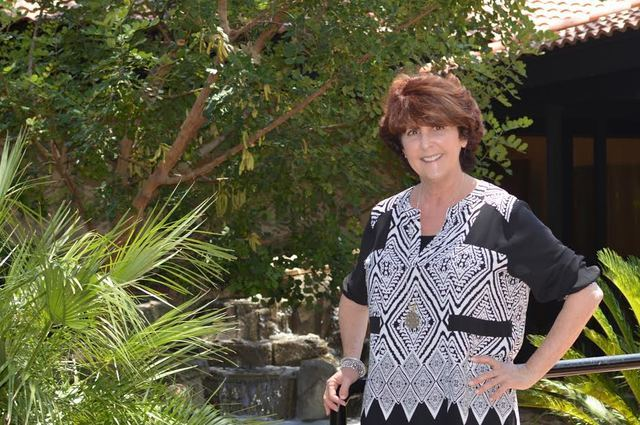 Carole Fisher, president and CEO at Nathan Adelson Hospice, says increasing competition and decreasing  reimbursements are straining the business model. Stephanie Annis, special to the Las Vegas B ...