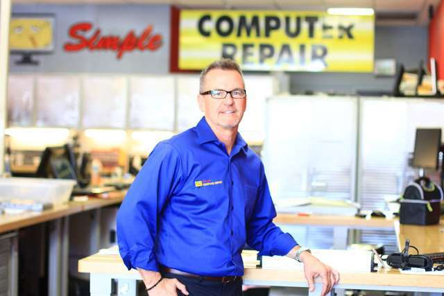 Jim Brock founded Henderson-based Simple Computer Repair and has begun selling franchise locations in the West and Midwest. (Courtesy)