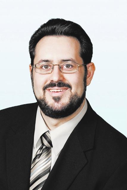 John Matt Stater Research and GIS manager,  Colliers International — Las Vegas