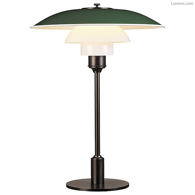 Louis Poulsen PH 3.5/2.5 table lamp, $1,148; available from lumens.com