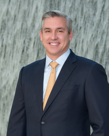 Chris Magee, vice president of sustainable facilities at MGM Resorts International. (Courtesy)